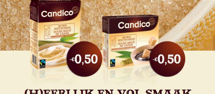 Kortingsbonnen: Candico