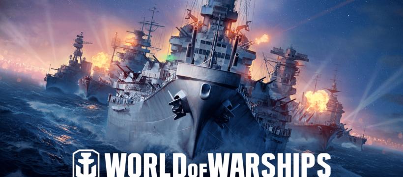 Speel world of warships